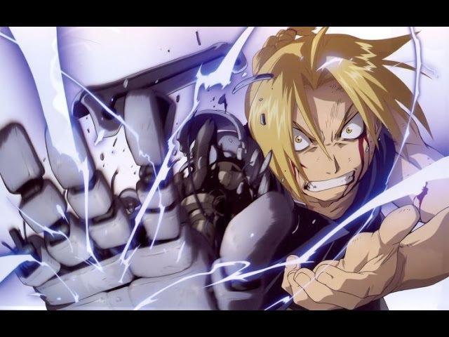 Fullmetal Alchemist: Brotherhood「AMV」- Alive