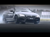 BMW Motorrad HP4 и BMW M6