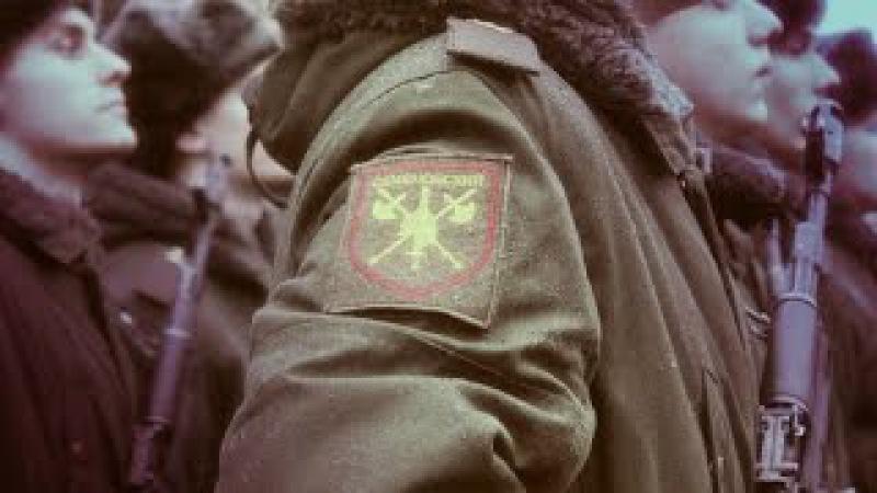 Присяга 21.11.2015, в/ч75384, п.Зюзино, Семеновский полк