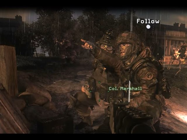 Call of Duty Modern Warfare 2 - Spetsnaz Mod (Russian Airborne)