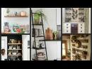 Открытые полки в кухне – это стильно, удобно и отлично подходит для небольшой кухни!
