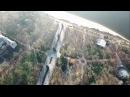 Кременчуг. Приднепровский парк. 17.11.2017. Полет на DJI MAVIC PRO.