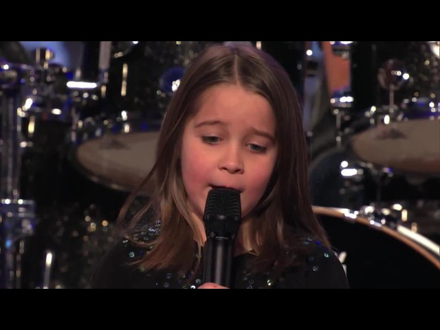 America's Got Talent girl