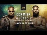 UFC 214 Previa Extendida