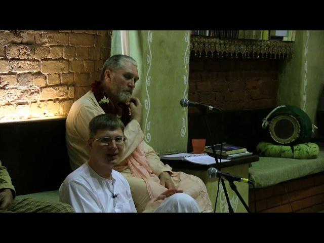 Явление Бхактивиноды Тхакура - Сахадев Прабху