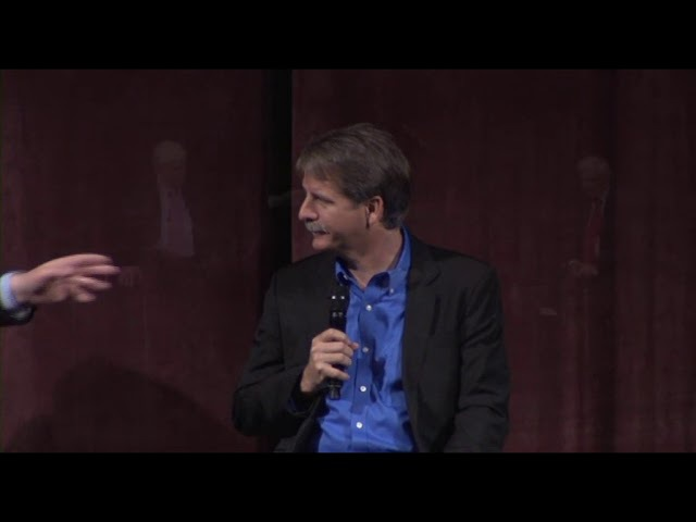 Ravi Zacharias and Dennis Prager with Jeff Foxworthy The Death of Truth, The Decline of Culture QA