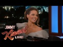 Kate Beckinsale's Daughter Has a Crush on Jimmy Kimmel