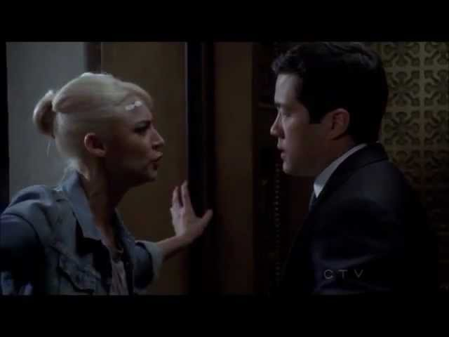 The Mentalist 4x14 - Cho and Summer kiss