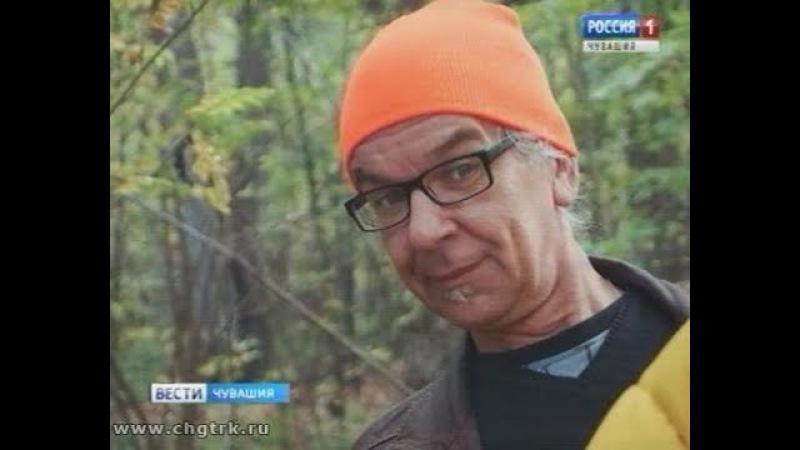 В Новочебоксарске простились с ведущим актером мим-театра «Дождь» Сергеем Смир ...