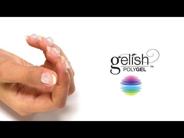GELISH POLYGEL демонстрация технологии полигель от создателя – Дэнни Хэйла