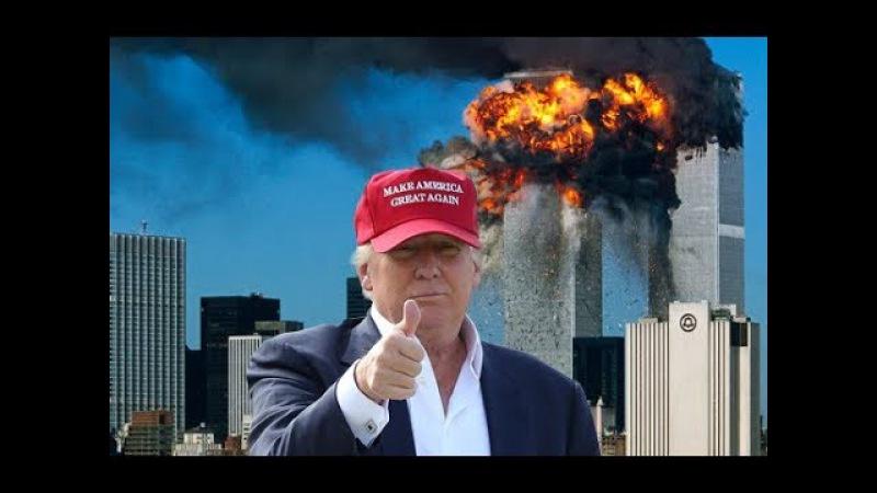Donald Trump, 9/11, CASE CLOSED 2