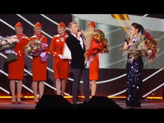 Николай Басков и Алина Август Ждать тебя ЗОЛОТОЙ ГРАММОФОН!