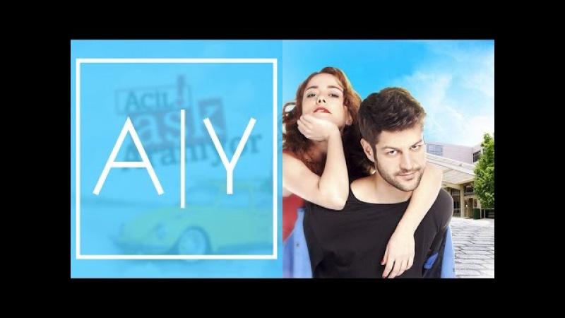 Acil Aşk Aranıyor Kelebekler Gibi Uçuyorum Official Audio