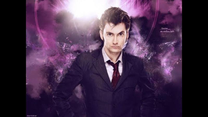 10 Доктор кто/Tenth doctor who theme