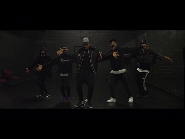Jacob Latimore - Remember Me (Choreography Video)