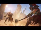 ASSASSIN'S CREED ORIGINS XBOX ONE X SIDEQUEST GAMEPLAY IN 4K
