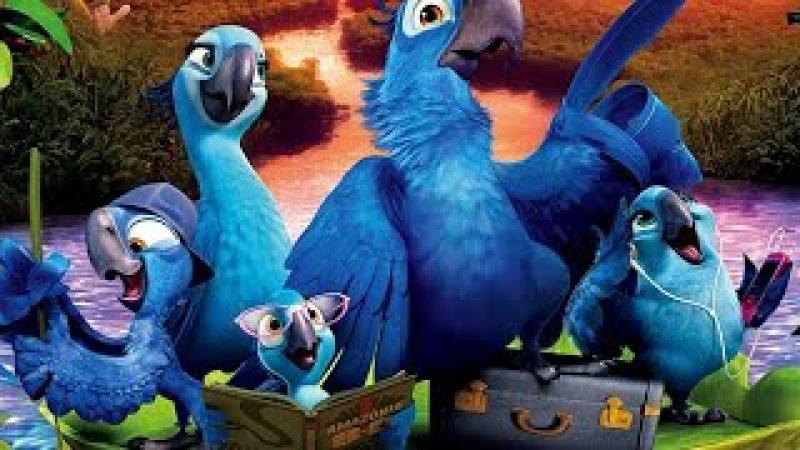 Rio 2 Animation Movie