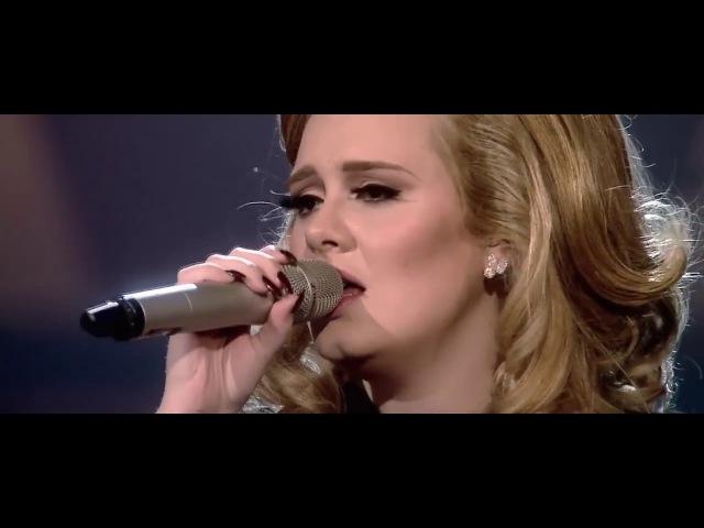 АДЕЛЬ ПОПРОСИЛА ЗАЛ СПЕТЬ - LIVE ► Someone Like You - Adele