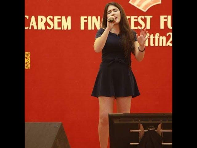 Cewek Cakep Anak USU Bawakan lagu Cassandra-Kekasih Kedua