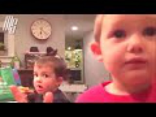 Try to stop laughing @ Funny Videos of Kids @ World Cutest Babies Funniest videos @
