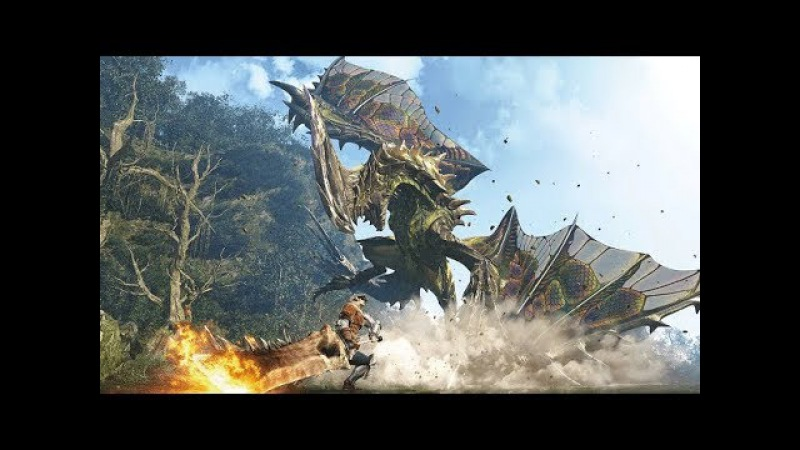 MHW モンスターハンターワールドすべてのゲームプレイのデモ Monster Hunter World All Gameplay So Far 3