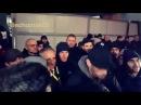 Мощнейшие эмоции старшего тренера «Анжи» Арсена Акаева в общении с болельщиками