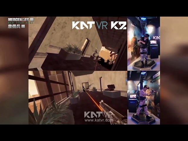 KAT VR Игра по Сети