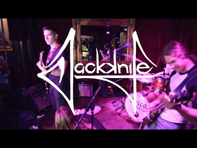 Jackknife-Visions -live at Zigfrid Von Underbelly London 06.06.2015