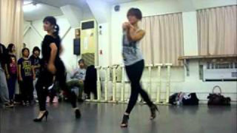 Maria teaches One in a million by Ne-yo