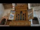Banchieri Dialogo per organo Church of Saint Nicholas Almenno San Salvatore