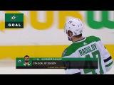 НХЛ 17-18       5-ая шайба Радулова      02.11.17