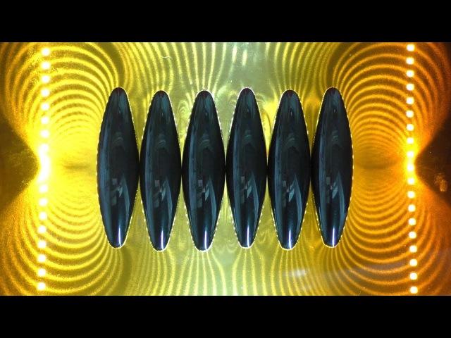 🌑 ВИЗУАЛИЗАТОР МАГНИТНОГО ПОЛЯ Magnetic Field Viewer Ferrocell Satisfaction 100% Игорь Белецкий
