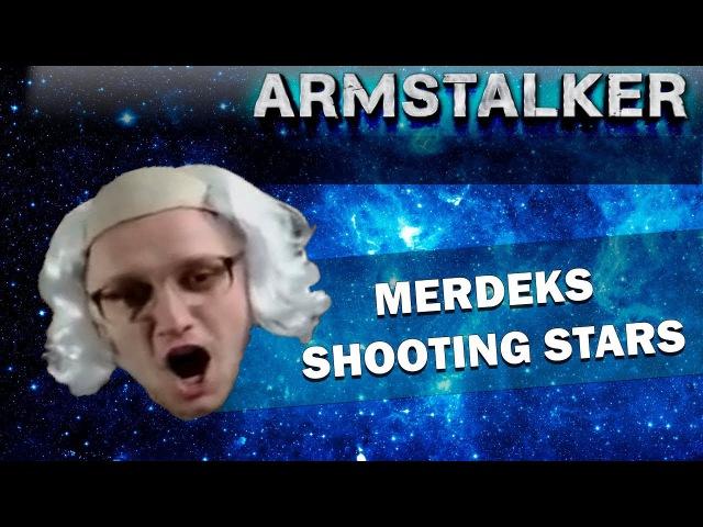 Merdeks shooting stars