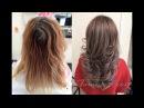 Окрашивание корней тонирование волос и цветовая баня