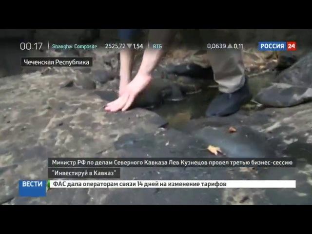 Новости на Россия 24 Новые возможности развития бизнеса представили в Грозном
