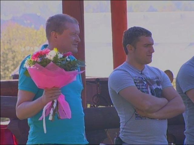 ДОМ-2 Город любви 2928 день Вечерний эфир (16.05.2012)