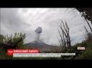 Через пробудження вулкану з Балі не можуть вилетіти близько 60 тисяч туристів