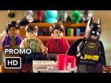 LEGO Batman Meets The Big Bang Theory Cast Promo (HD)