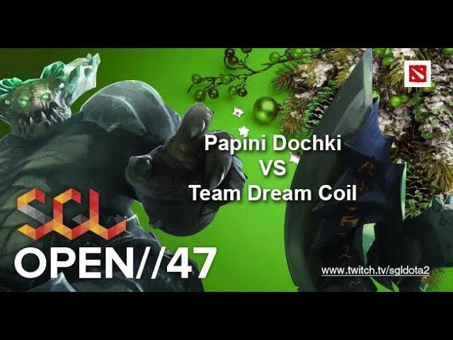 SGL Open 47 PapiniDochku VS Team Dream Coil