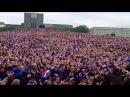 Кричалка фанатов сб.Исландии.Футболисты и болельщики сб.Исландии празднуют поб ...