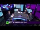 CrossTalk: BULLHORNS DELIBERATE (EXTENDED VERSION)