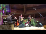Vincent Herring &amp Robert Anchipolovsky with Daniel Kramer Trio Folklore