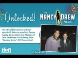 Unlocked! The Nancy Drew Podcast Episode 025