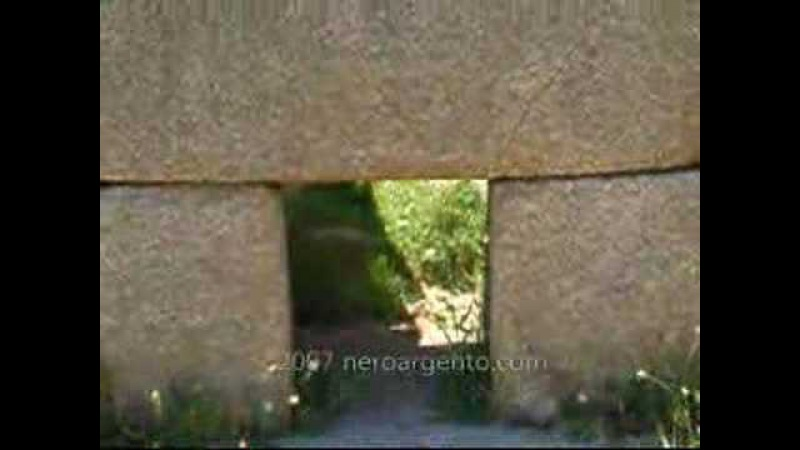 Tomba di giganti Pradu Su Chiai