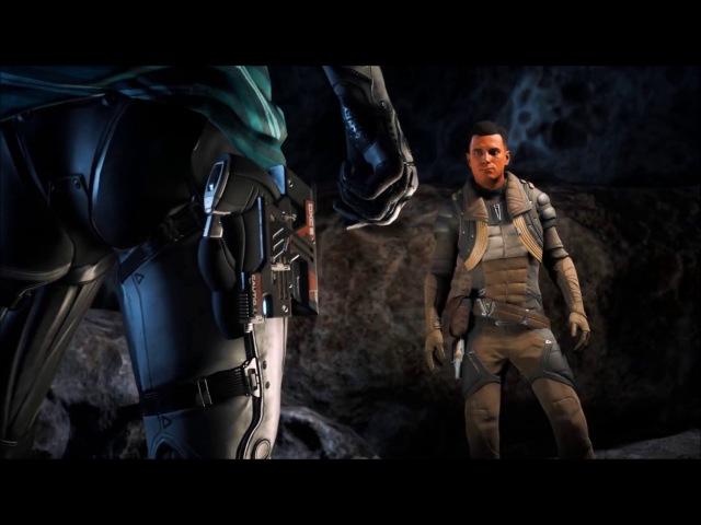 Quicksand - M!RyderxReyes - Mass Effect Andromeda