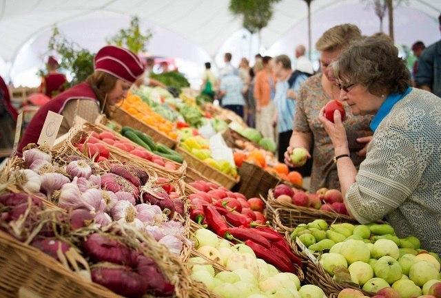 Вэти выходные уфимцев вновь приглашают насельскохозяйственные ярмарки