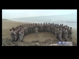Iran Navy Velayat 95 wargame in Persian Gulf, phase two رزمايش ولايت نود و پنج نيروي دريايي ايران