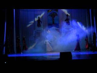 Бурятский фольклорный ансамбль песни и танца