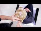 Как сделать идеальную прическу ракушка