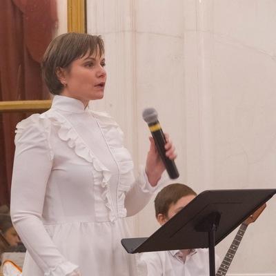 Елизавета Ларикова
